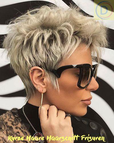 50 ab damen kurzhaarfrisuren blond Kurzhaarfrisuren für